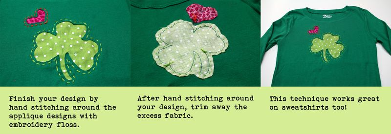 Shamrock Instructions Step 4