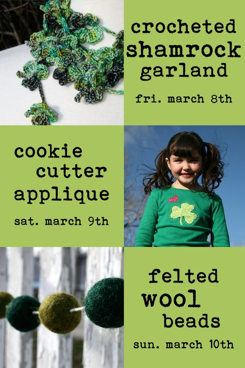St Patricks Blog Party Weekend Preview